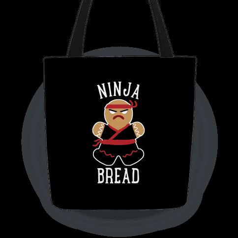 Ninja Bread Tote