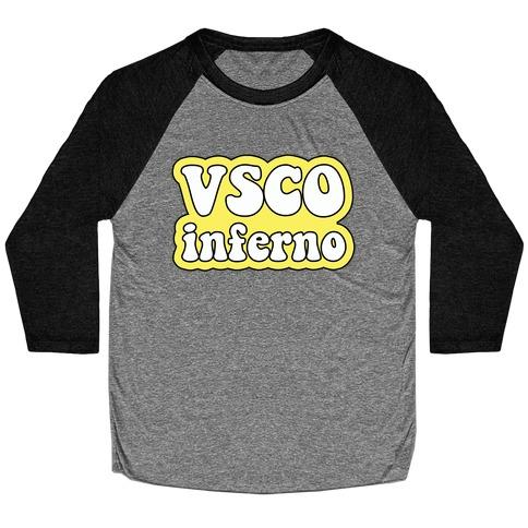 VSCO Inferno Baseball Tee