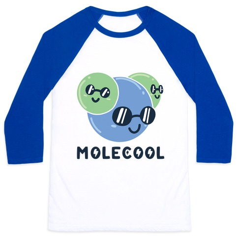 Molecool Baseball Tee