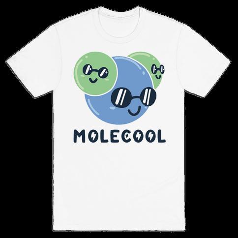 Molecool Mens/Unisex T-Shirt