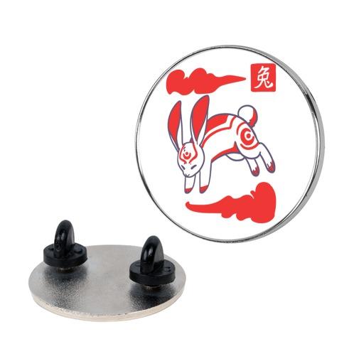 Rabbit - Chinese Zodiac Pin