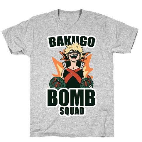 Bakugo Bomb Squad T-Shirt