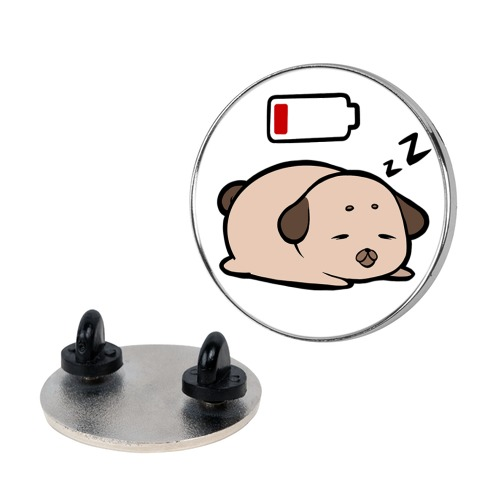 Power Nap Pin