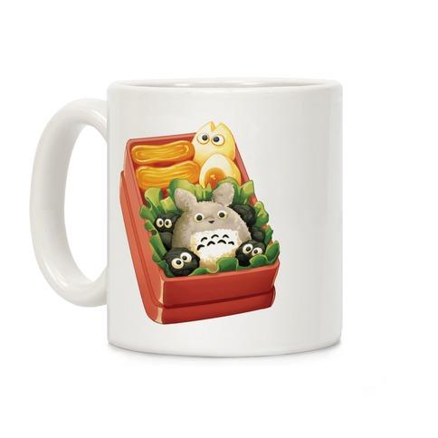 Totoro Bento Coffee Mug