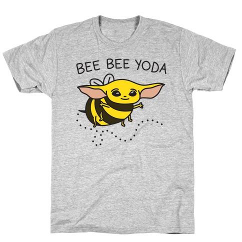 Bee Bee Yoda T-Shirt