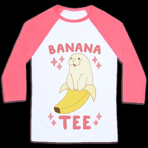 Banana-tee Baseball Tee