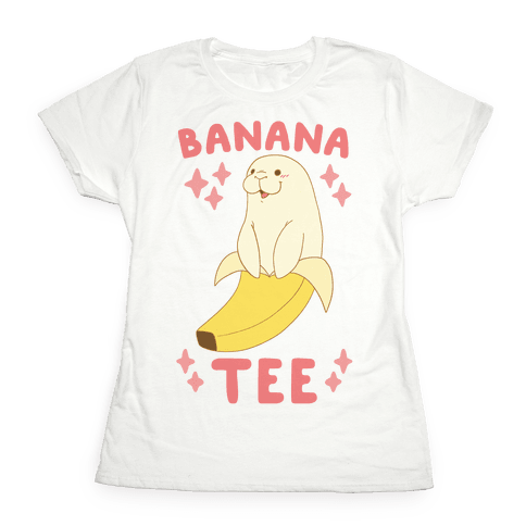 Banana-tee Womens T-Shirt