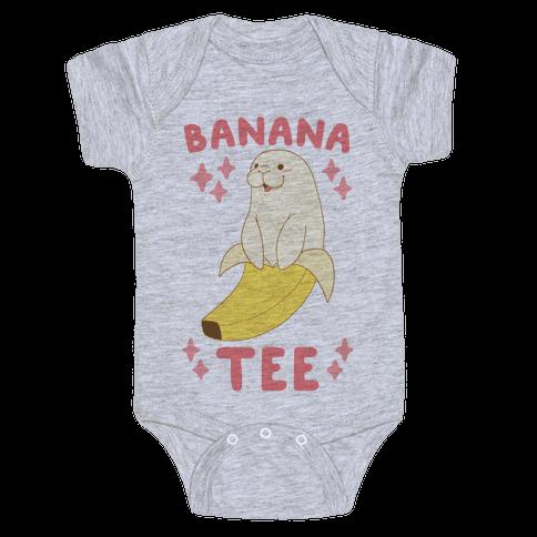 Banana-tee Baby Onesy