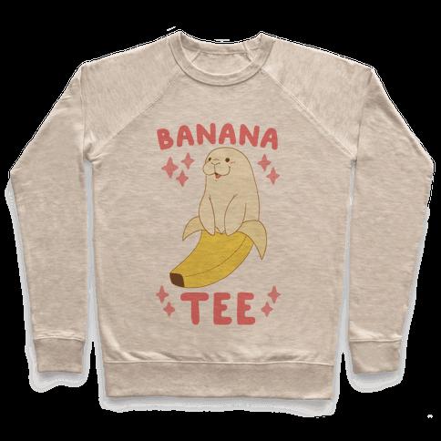Banana-tee Pullover