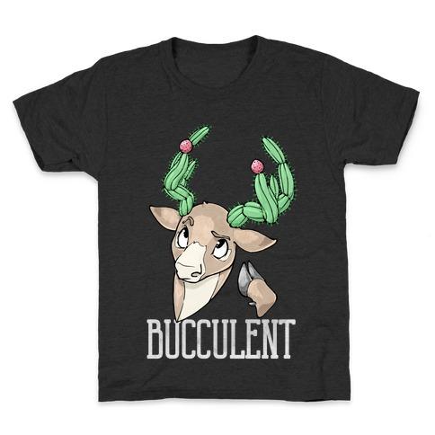Bucculent Kids T-Shirt