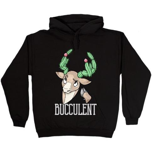 Bucculent Hooded Sweatshirt