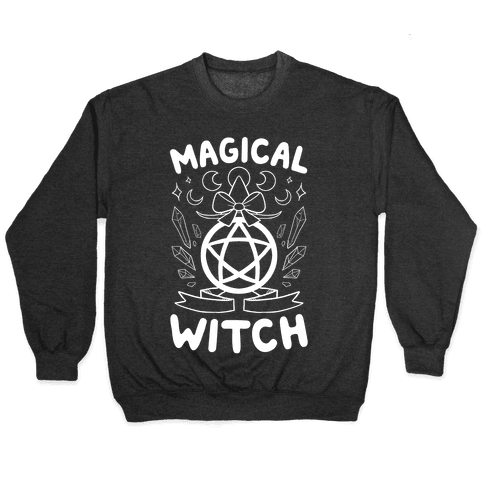 Magical Witch Pullover