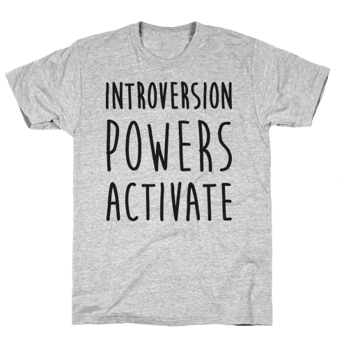 Introversion Powers Activate