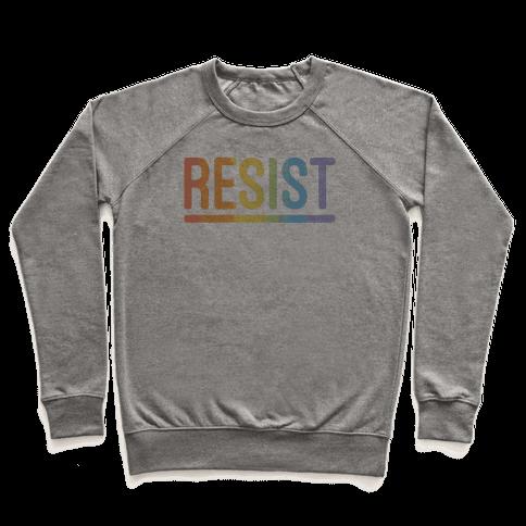 Rainbow Resist Pullover