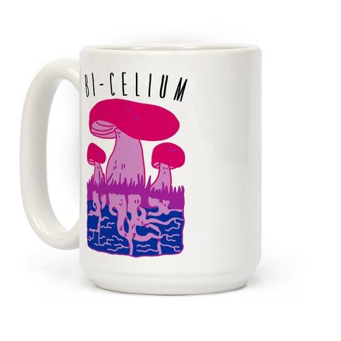 Bi-celium Coffee Mug