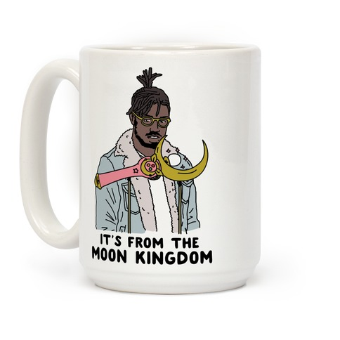 It's From The Moon Kingdom Coffee Mug