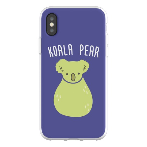 Koala Pear Phone Flexi-Case