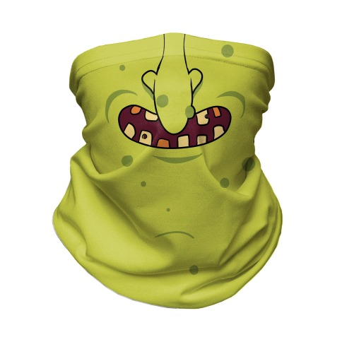 Witch Mouth Neck Gaiter