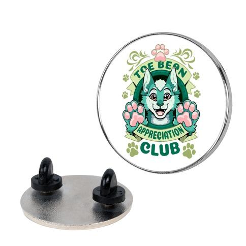 Toe Bean Appreciaton Club (Cat Ver.) Pin