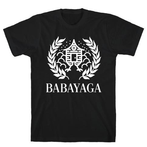 Baba Yaga Balenciaga Parody T-Shirt