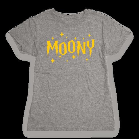 Moony Best Friends 1 Womens T-Shirt