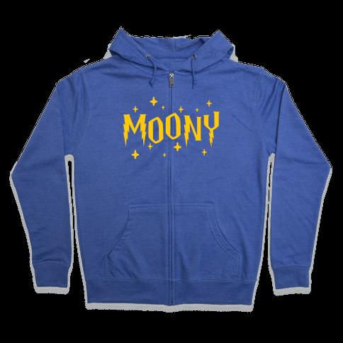 Moony Best Friends 1 Zip Hoodie