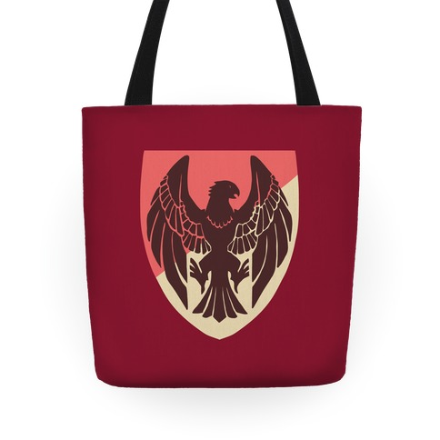Black Eagles Crest - Fire Emblem Tote