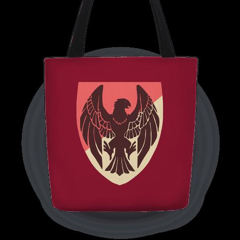 Black Eagles Crest - Fire Emblem Tote