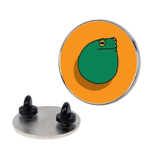 Frog Ball Pin