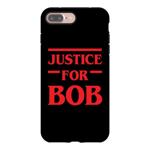 Justice For Bob Phone Case