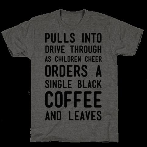 Single Black Coffee