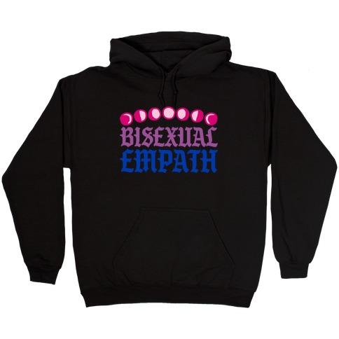 Bisexual Empath Hooded Sweatshirt