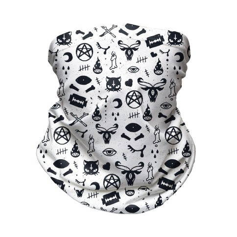 Cute Occult Neck Gaiter
