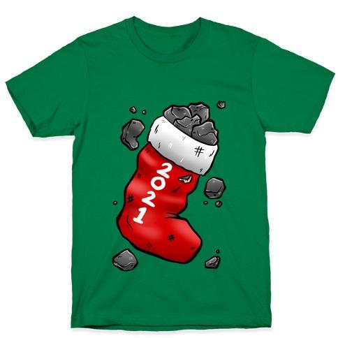 Stocking Full Of 2021 T-Shirt