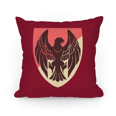 Black Eagles Crest - Fire Emblem Pillow