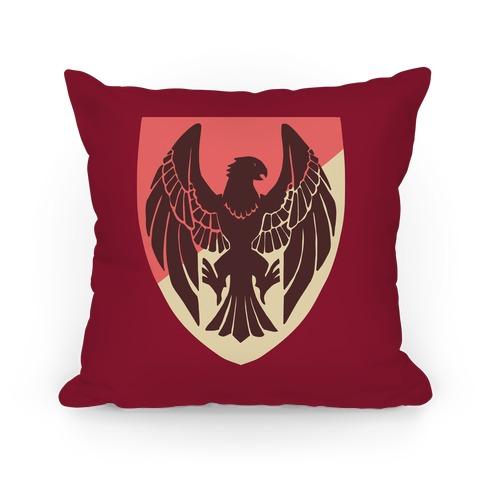 Black Eagles Crest - Fire Emblem Pillow