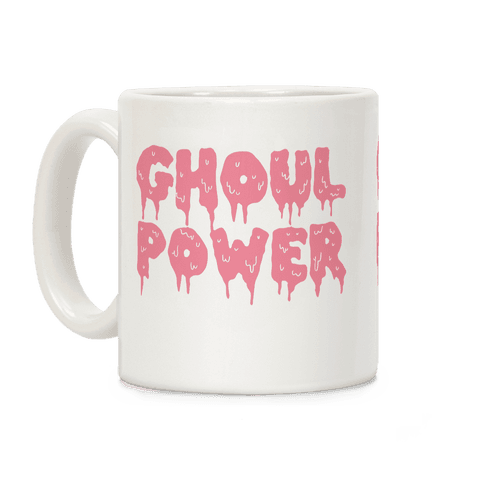 Ghoul Power Coffee Mug