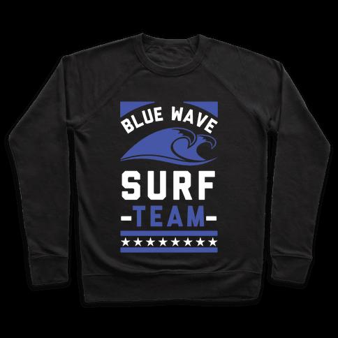 Blue Wave Surf Team Pullover