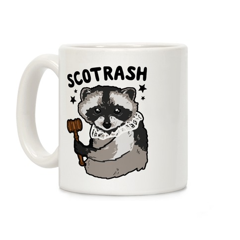 SCOTRASH Coffee Mug