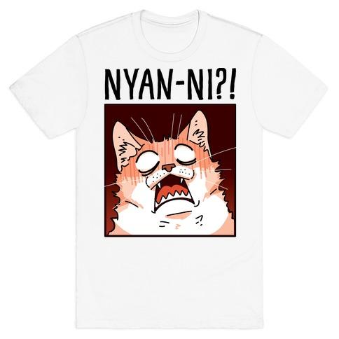NYAN-NI?! T-Shirt