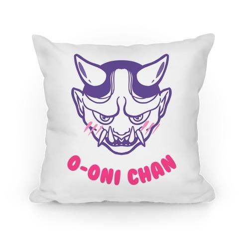 O-Oni Chan Pillow