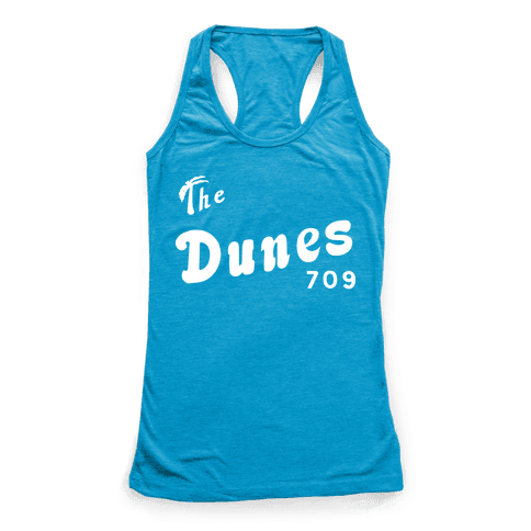 The Dunes Racerback Tank Top