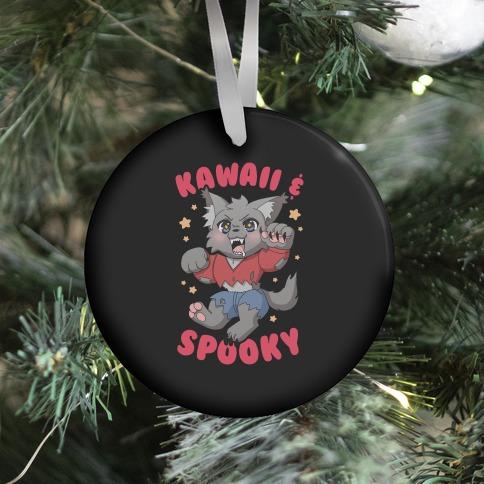 Kawaii & Spooky Ornament