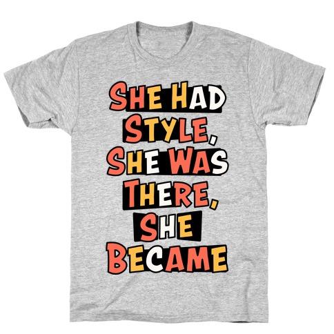 Nanny Sitcom Theme Parody (One) T-Shirt