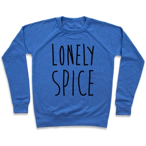Lonely Spice Pullover