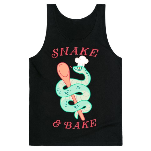 Snake and Bake Tank Top
