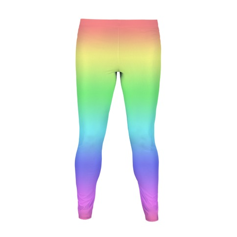 Rainbow Gradient Women's Legging