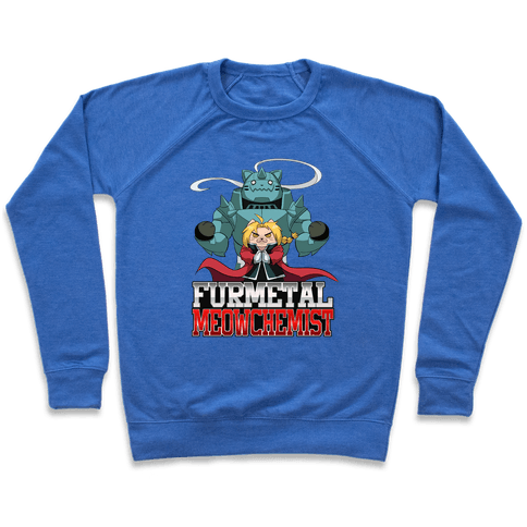 Furmetal Meowchemist Pullover