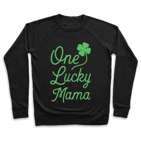 One Lucky Mama Pullover