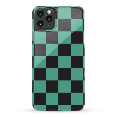 Tanjiro Pattern Phone Case